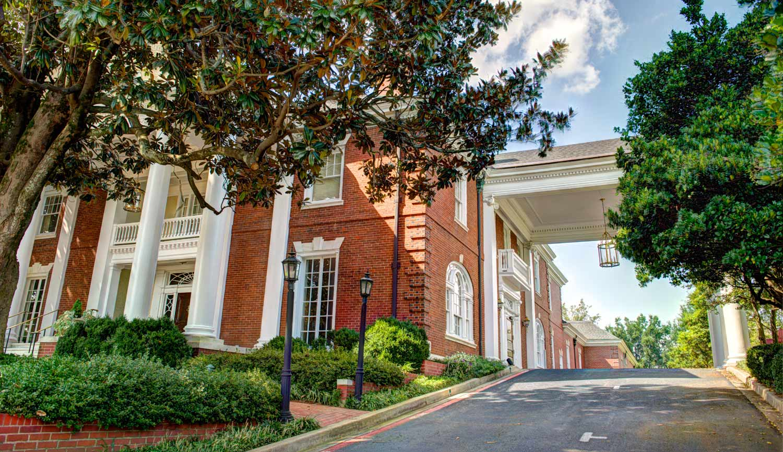The Poinsett Club Greenville Sc Home